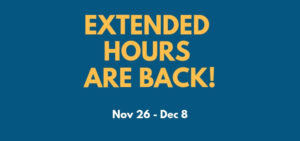 extended library hours