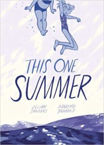 Cover image of the book, This One Summer