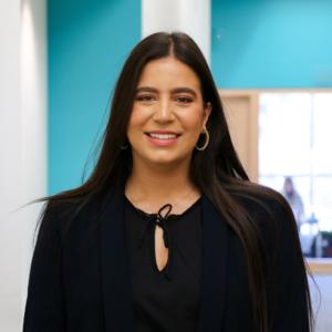 Carolina Bovi, Digital Marketing and Social Media Specialist at Columbia College