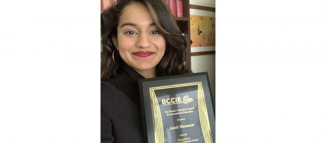 2020-06 Sarah M Award photo
